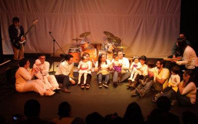 Ángela Tapiero, la percusionista que acerca el sonido a los niños