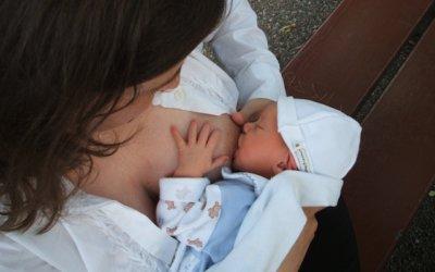 Donar leche materna, un acto que salva vidas