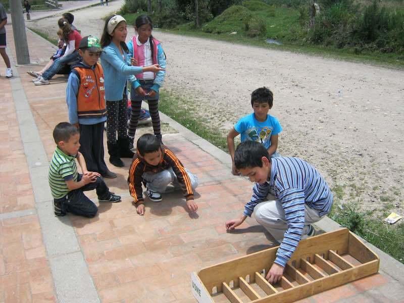Juguetes Y Juegos Tradicionales Wayuu Muisca E Inga Maguared