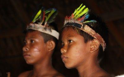Pueblos indígenas y primera infancia