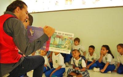 Taller Maguaré y MaguaRED para agentes educativos de primera infancia