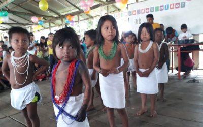 Cuerpo Sonoro: una experiencia con el pueblo Wounaan