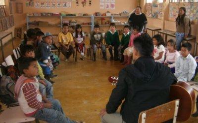 Pueblos indígenas que se vuelven canción