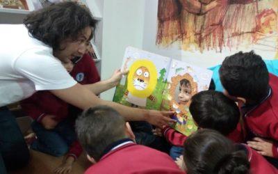 Taller Maguaré y MaguaRED para los niños y sus familias
