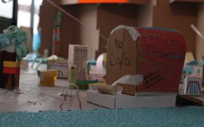 Civinautas y el patrimonio de la ciudad en los niños