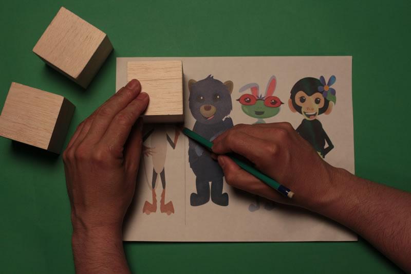 Paso 2 - Tutorial ¿Cómo hacer un juego de cubos?