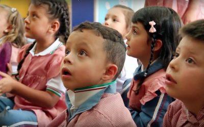 Los lenguajes de los niños – Experiencia de Cuerpo Sonoro en Rionegro