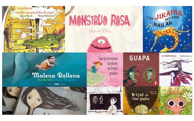 11 libros infantiles para hablar sobre equidad de género