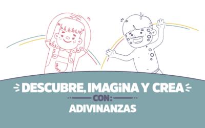 ¡Descubre, imagina y crea con Adivinanzas interactivas!