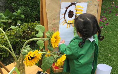 Montessori en un Barco de papel