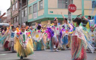 El carnaval de los niños
