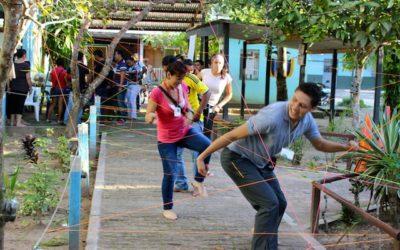 Experiencia de Cuerpo Sonoro: el juego