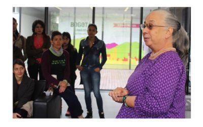 María Victoria Estrada, una maestra de la participación y el juego