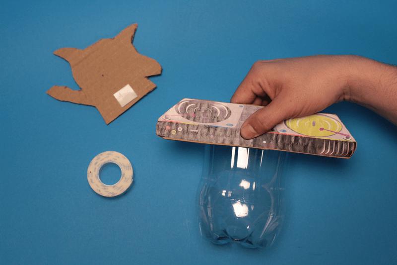 Paso 4 - Tutorial ¿Cómo hacer un portalápices personalizado?