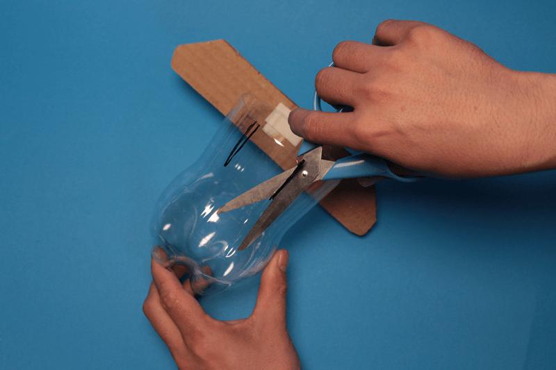 Paso 5 - Tutorial ¿Cómo hacer un portalápices personalizado?