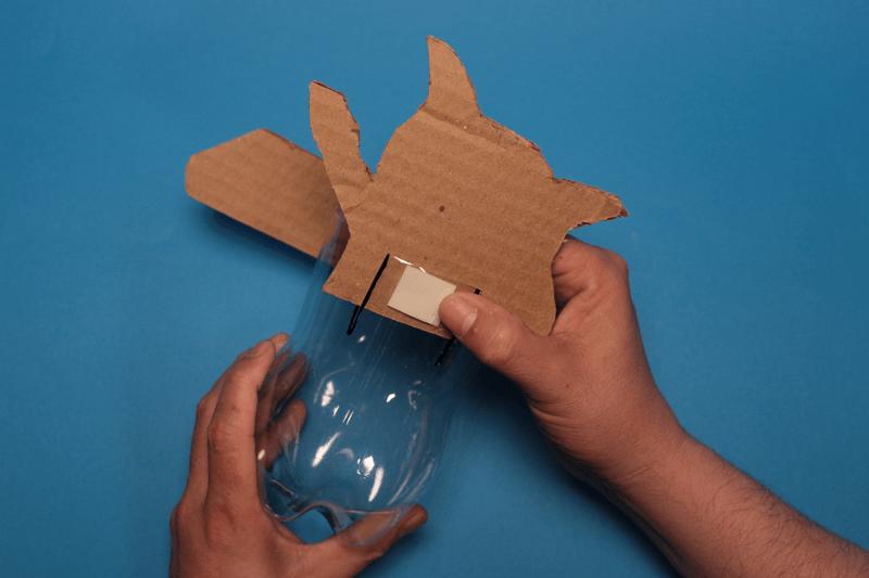 Paso 6 - Tutorial ¿Cómo hacer un portalápices personalizado?