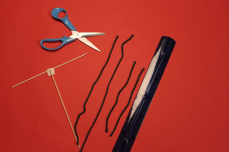 Paso 12 - Tutorial ¿Cómo hacer una marioneta de hilos?