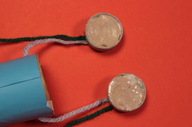 Paso 15 - Tutorial ¿Cómo hacer una marioneta de hilos?