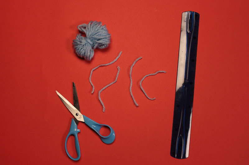 Paso 5 - Tutorial ¿Cómo hacer una marioneta de hilos?