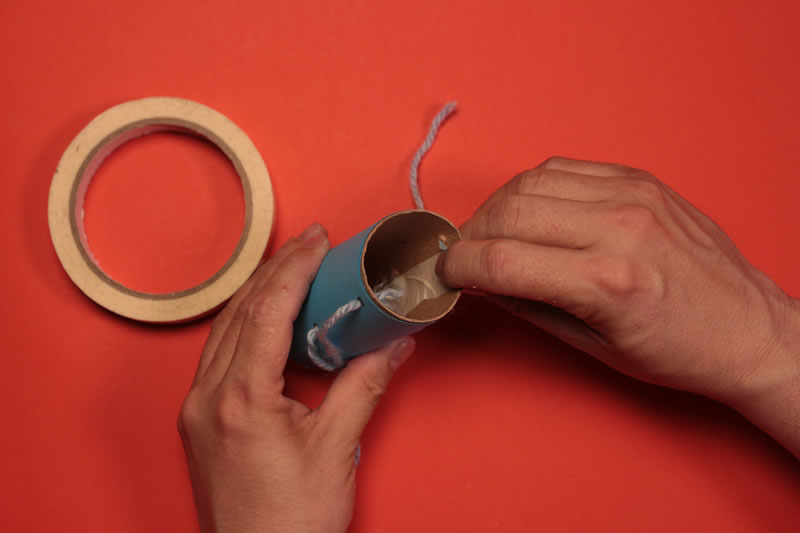 Paso 7 - Tutorial ¿Cómo hacer una marioneta de hilos?