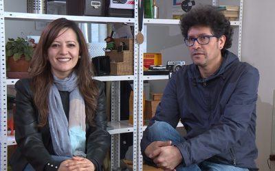 Carlos Millán y Maritza Sánchez, una pareja creativa des-igual