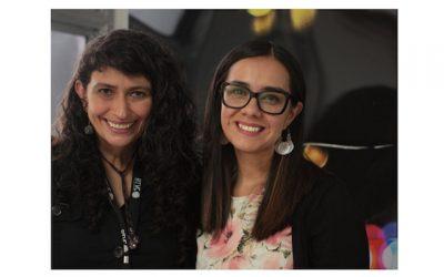 Diana Díaz y Sandra Téllez, las mujeres detrás de Mi Señal