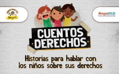 Cuentos Derechos: historias para hablar con los niños sobre sus derechos
