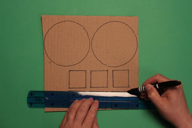 Paso 2 - Tutorial ¿Cómo hacer un tamborín de cartón?