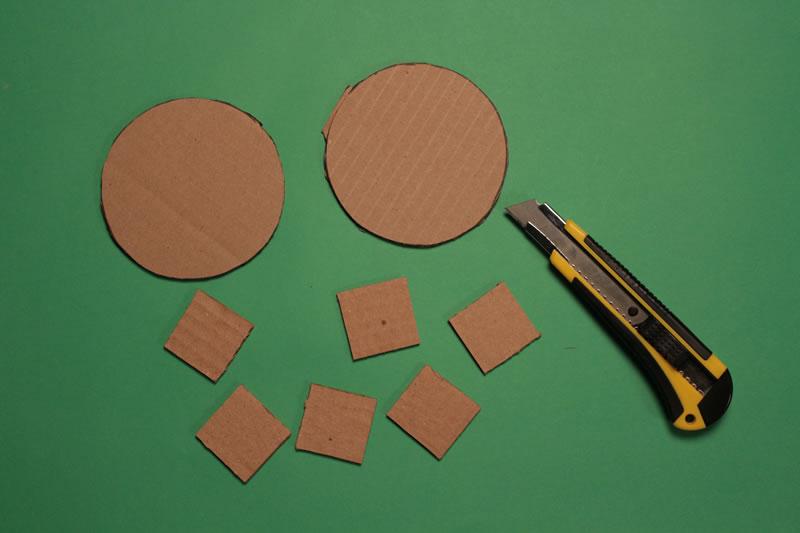 Paso 3 - Tutorial ¿Cómo hacer un tamborín de cartón?