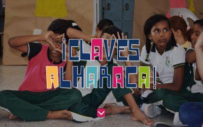 ¡Llegan las Claves Alharaca: Ideas Convergentes 2019!