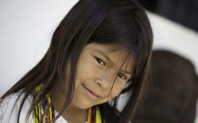 Palabras, primera infancia y Año Internacional de las Lenguas Indígenas