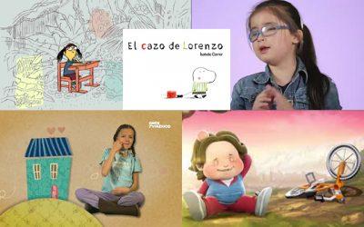 Cinco cortos para hablar con los niños y las niñas sobre discapacidad