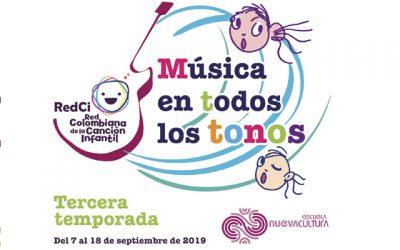 """Festival """"Música en todos los tonos"""""""