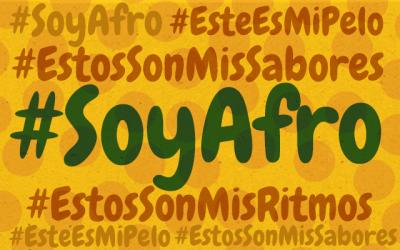 Únete a #SoyAfro, la actividad maguarera de octubre