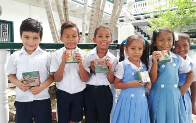 Octubre, un mes de nuevas amistades en La Ceiba