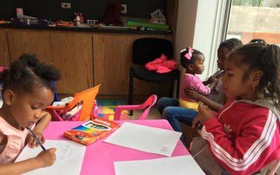 Cuidado y crianza de las infancias afro en Colombia