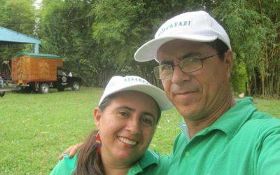La Casita de los Sueños: una biblioteca itinerante en San Vicente del Caguán