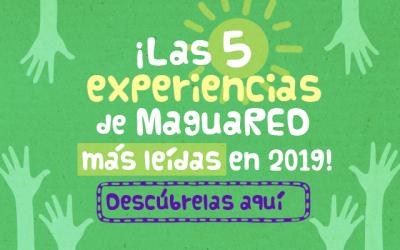 Lo mejor de 2019 en MaguaRED: experiencias