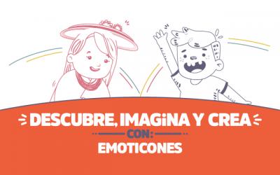 ¡Descubre, imagina y crea con Emoticones!