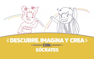 ¡Descubre, imagina y crea con Sócrates!