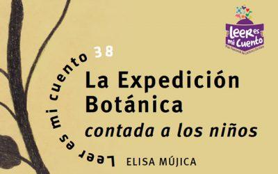 La Expedición Botánica contada a los niños